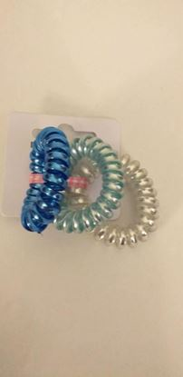 Picture of Spiral hairbands